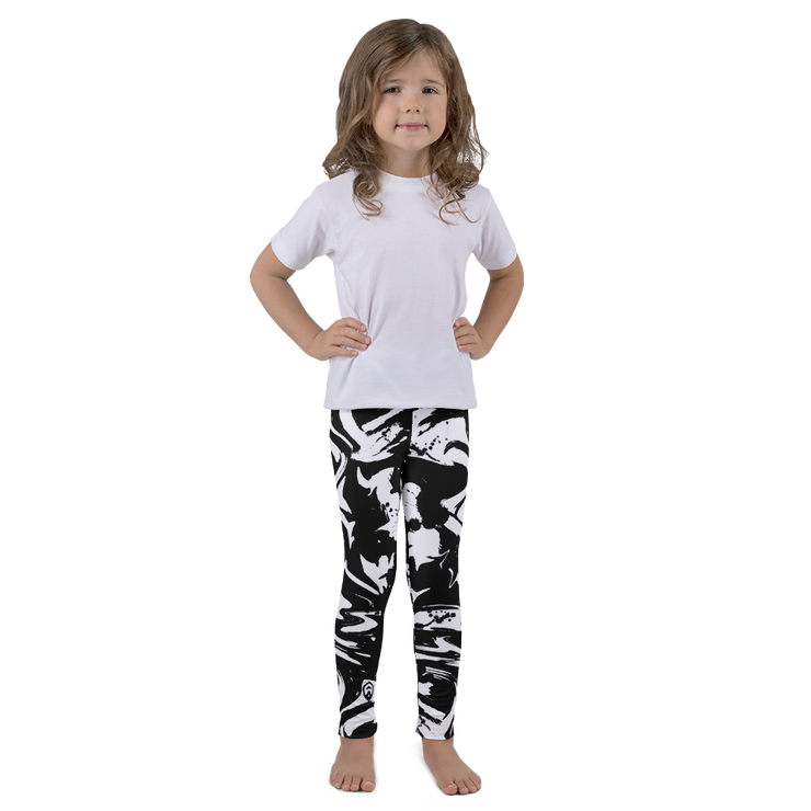 Kids- Swirl Leggings