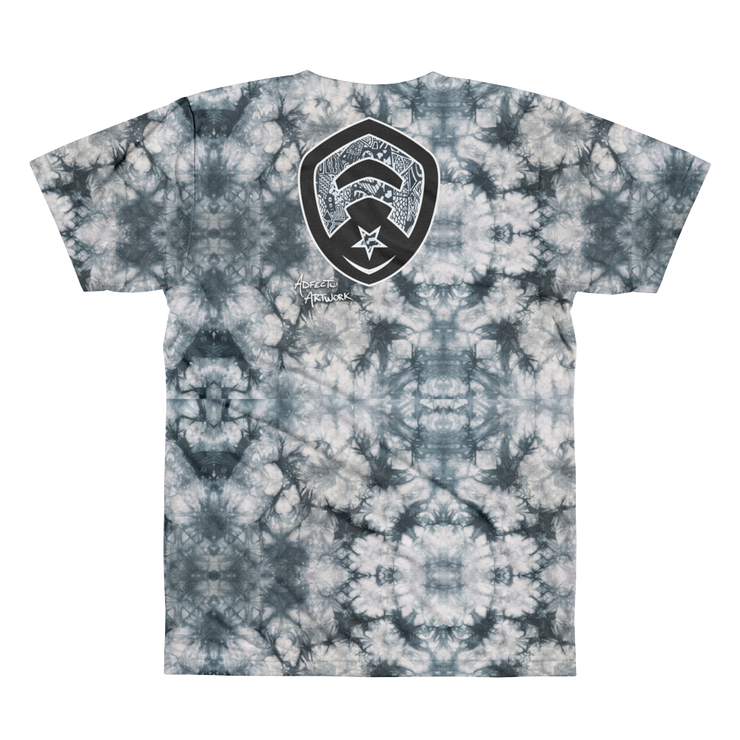 Tie Dye All-Over T-Shirt