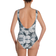 Tie Dye One Piece Bathing Suit
