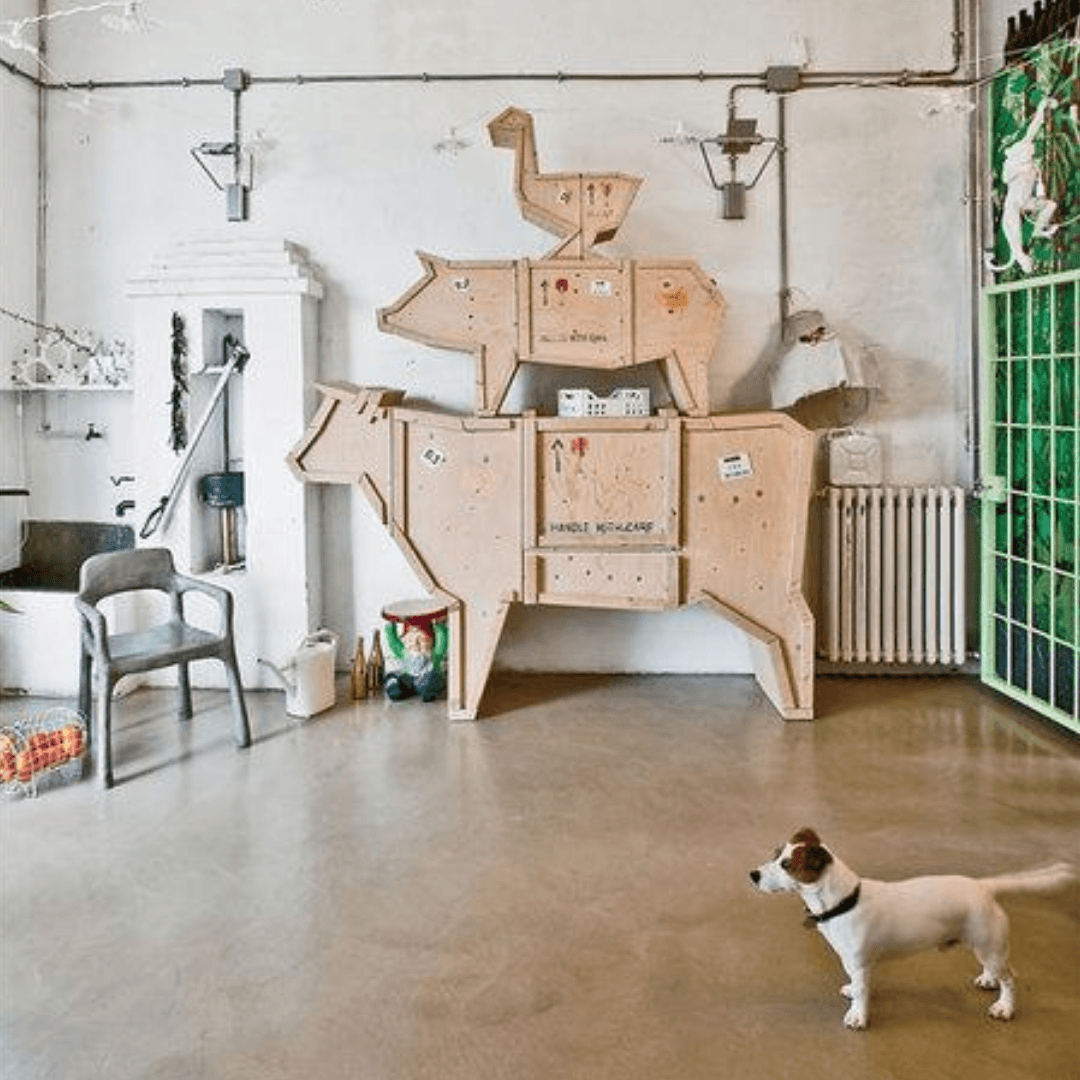 Made In Italy: Inside the Home of Seletti's Creative Director