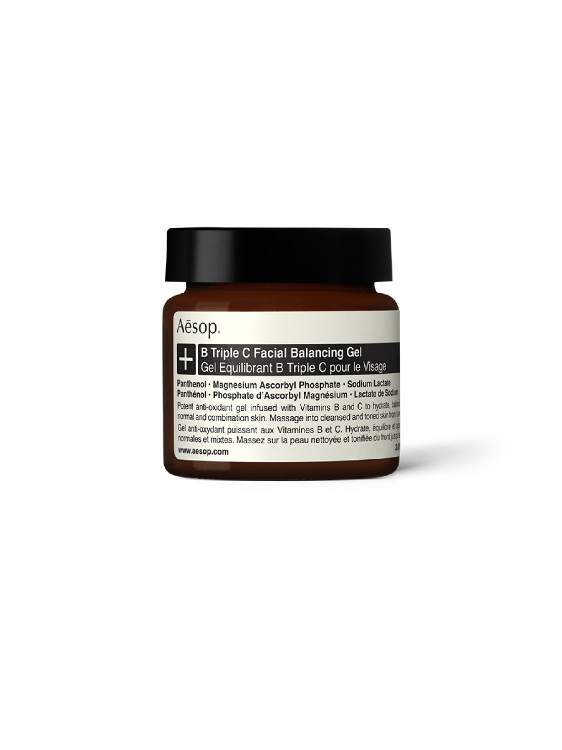 B Triple C Facial Balancing Gel / 60ml Beauty Aēsop