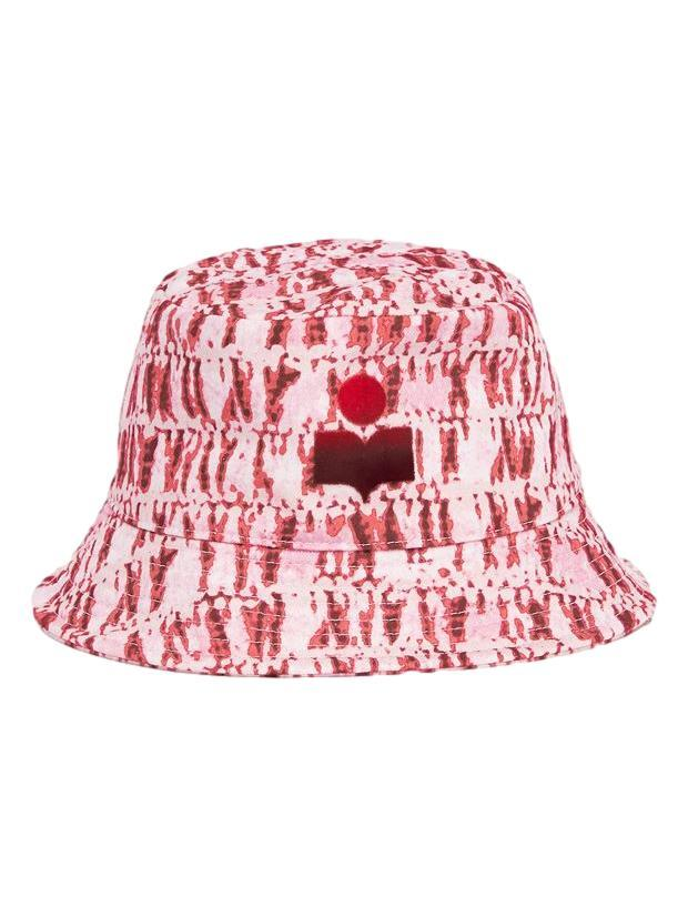 Haley Hat / Red Womens Isabel Marant