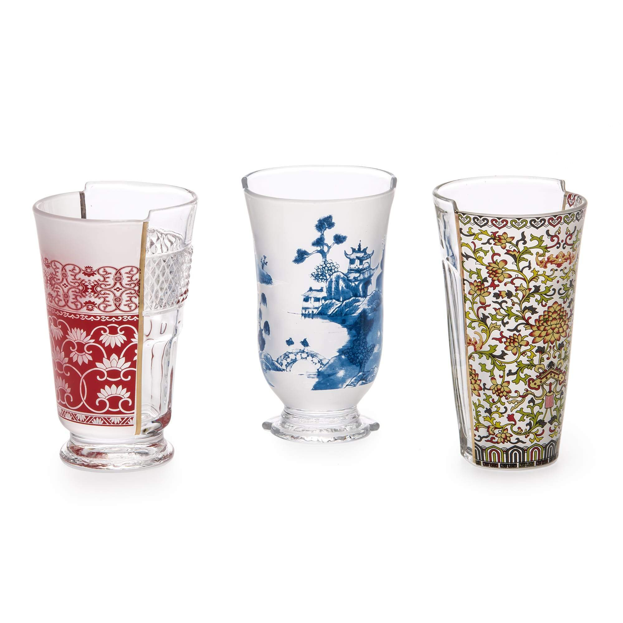 Hybrid Clarice Cocktail Glasses Seletti Seletti