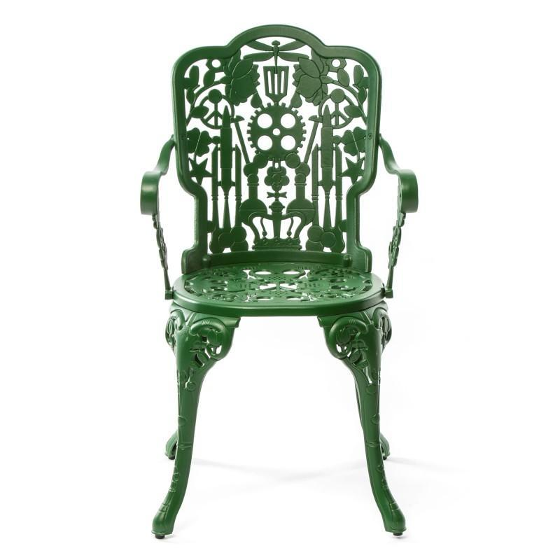 Industry Collection By Studio Job / Armchair / Green Seletti Seletti