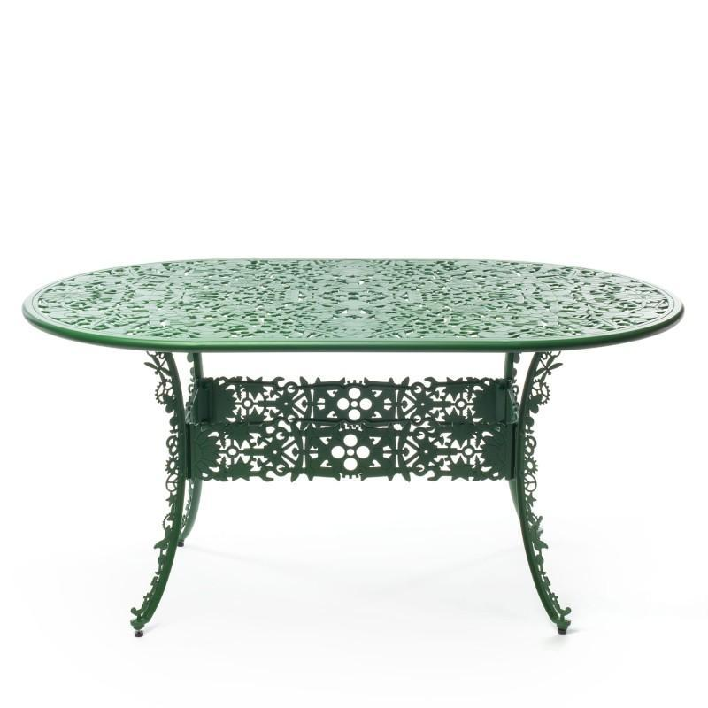 Industry Collection By Studio Job / Oval Table / Green Seletti Seletti