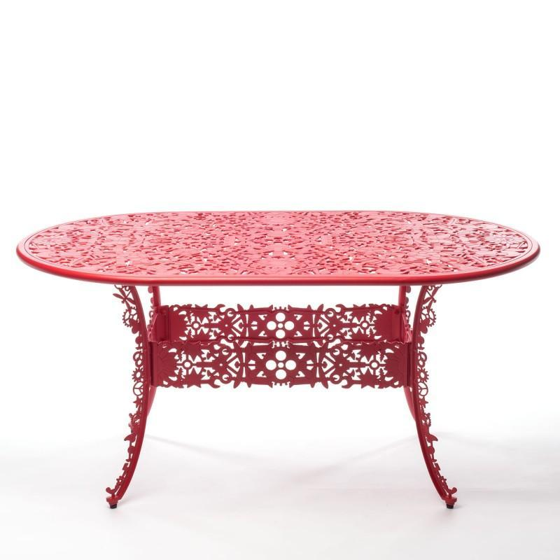 Industry Collection By Studio Job / Oval Table / Red Seletti Seletti