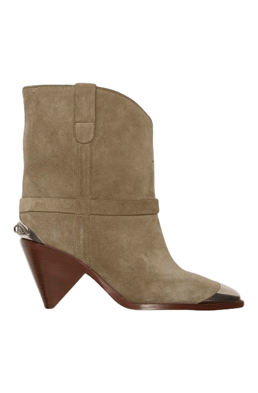 Limza Boots / Taupe Womens Isabel Marant