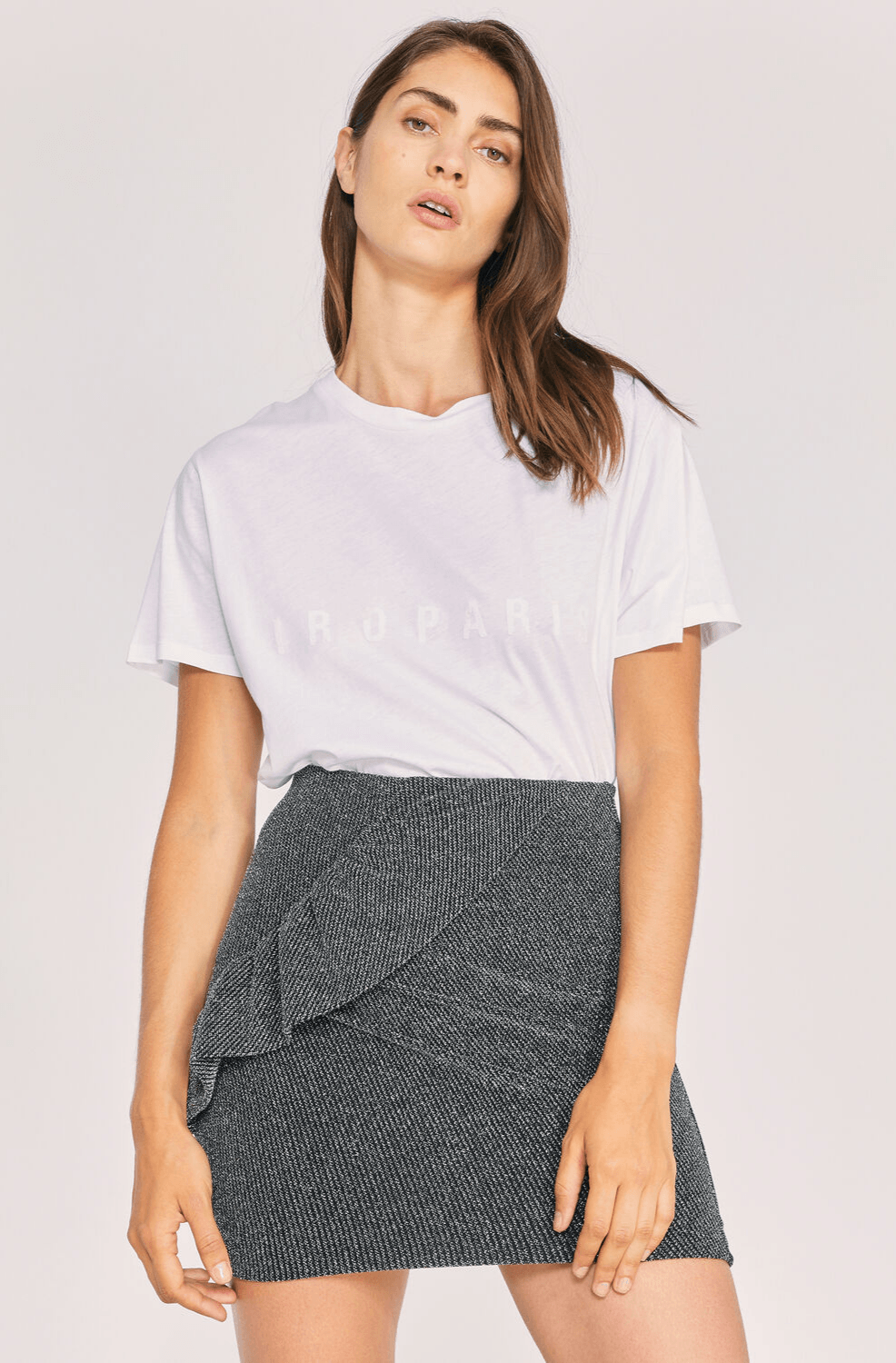 Lisko Skirt / Black Womens IRO