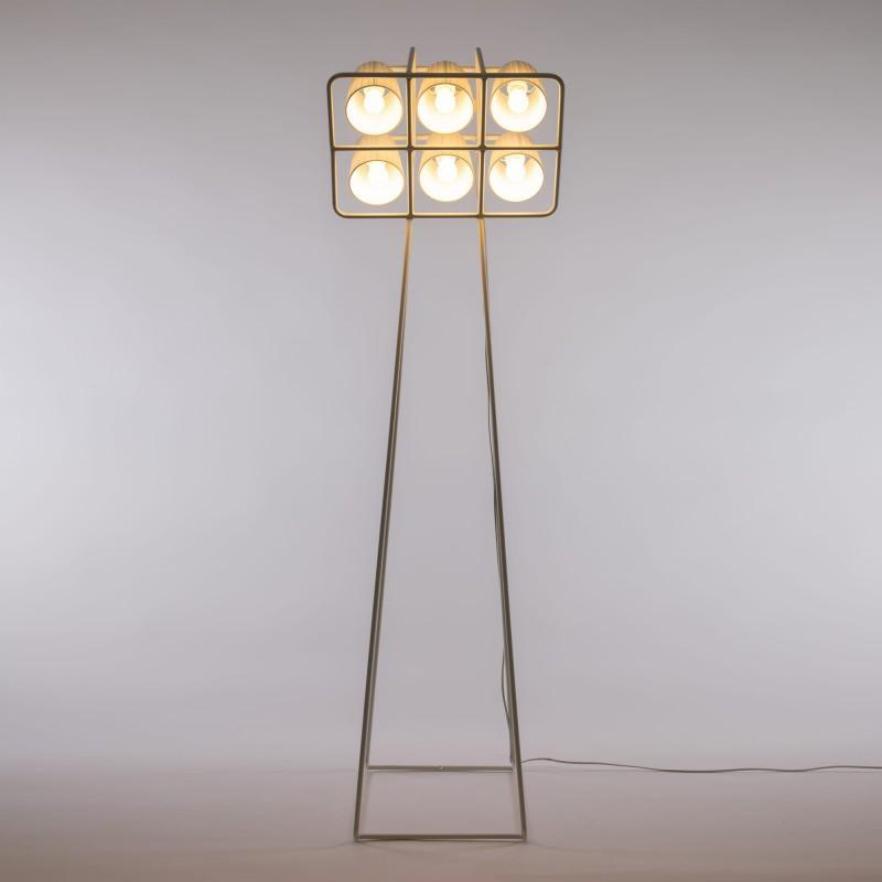 Multilamp / Floor Lamp White Seletti Seletti