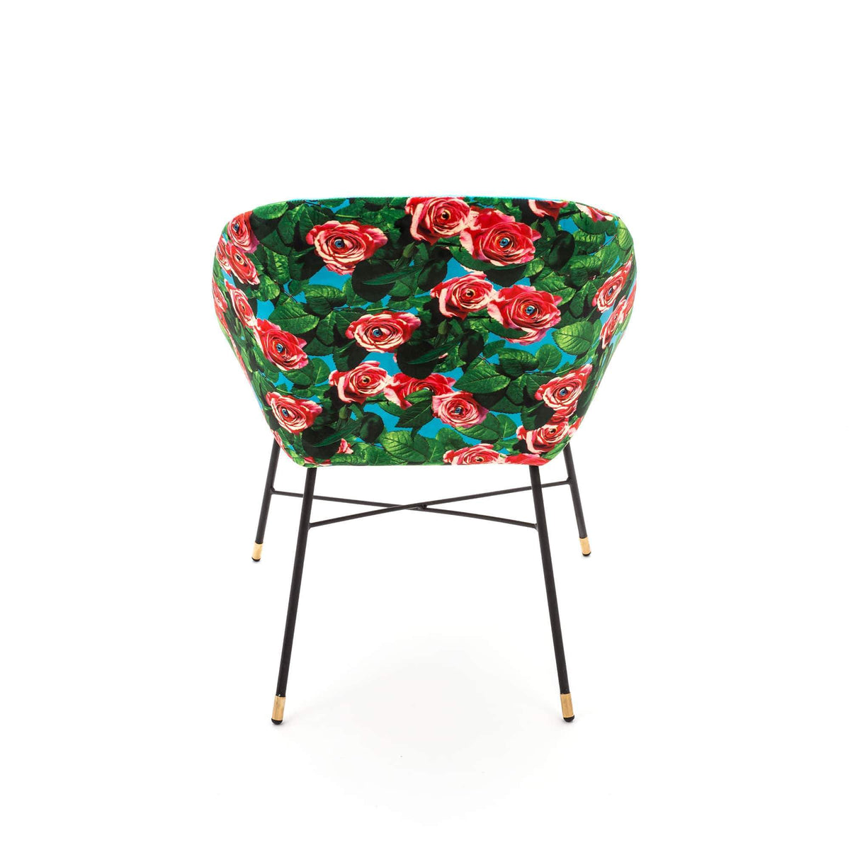 Padded Chair / Roses Seletti Seletti wears Toiletpaper