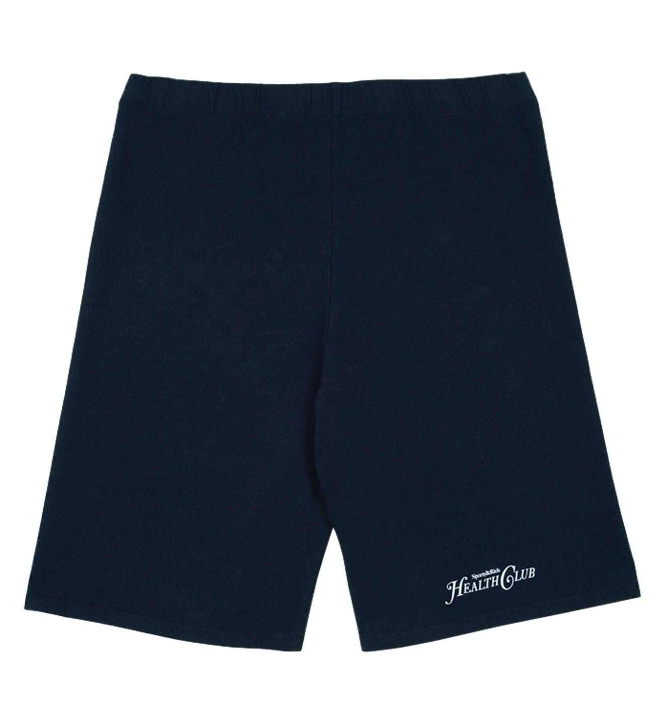 Rizzoli Biker Short / Navy Womens Sporty & Rich