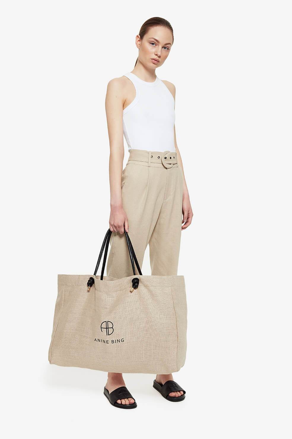Saffron Bag / Brown Womens Anine Bing