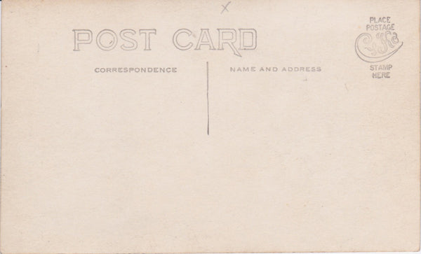 BC. Powell River. RPPC. Postcard. Wilshire & Lant. British Columbia, Canada
