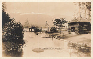 Vancouver, BC. RPPC Postcard. Stanley Park. Early Gowen. Canada