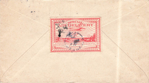 CL3 Semi-Official Airmail Cover. Hailebury To Rouyn Via Larder Lake 1925. Laurentide Air. Canada.