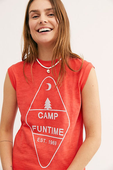 Camp Dangerous Collection now sold at FreePeople.com ✧