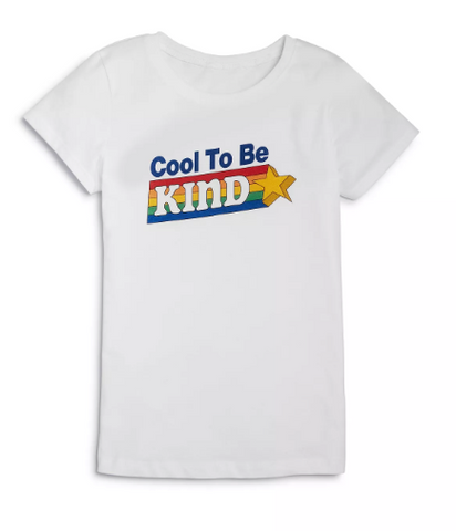 Girl Dangerous Kid's Cool to be Kind Tee