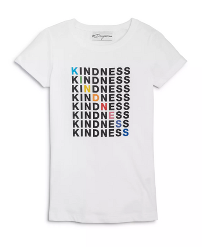 Girl Dangerous Kid's Kindness Tee