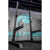 Hele Squat Rack with Pull-Up Bar