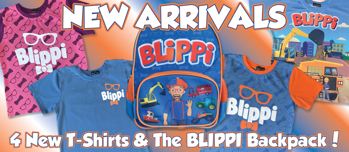 Blippi - Educational Videos for Kids