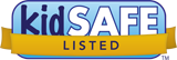 Blippi.com is listed by the kidSAFE Seal Program.