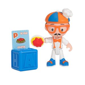 Blippi Ball Pit Surprise 4 Pack