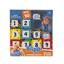 Load image into Gallery viewer, Blippi Surprise Boxes 3-Pack