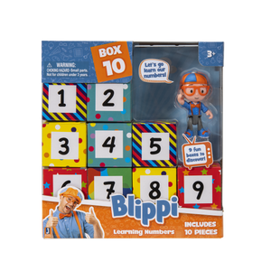 Blippi Surprise Boxes 3-Pack