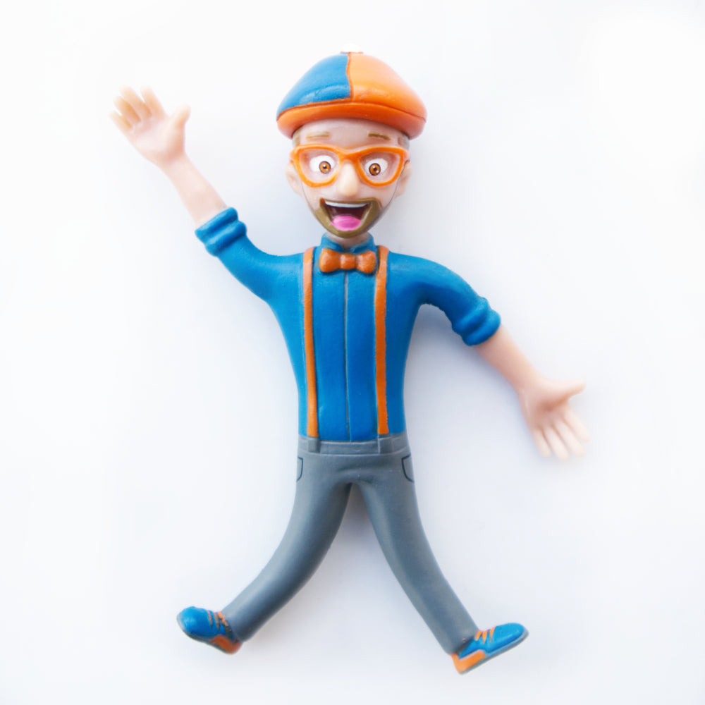 Blippi Bendable Action Figure