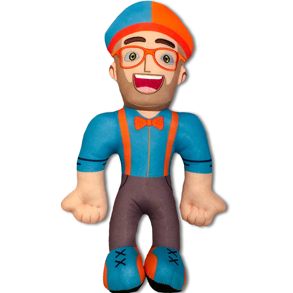 Blippi Plush Doll - 13 Inch. - Official Merchandise 5a525610d