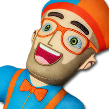 Load image into Gallery viewer, Blippi Plush Doll - 13 Inch.