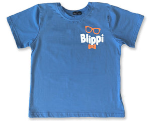Blippi Blue T-Shirt