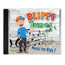 Load image into Gallery viewer, Blippi Tunes Vol. 1