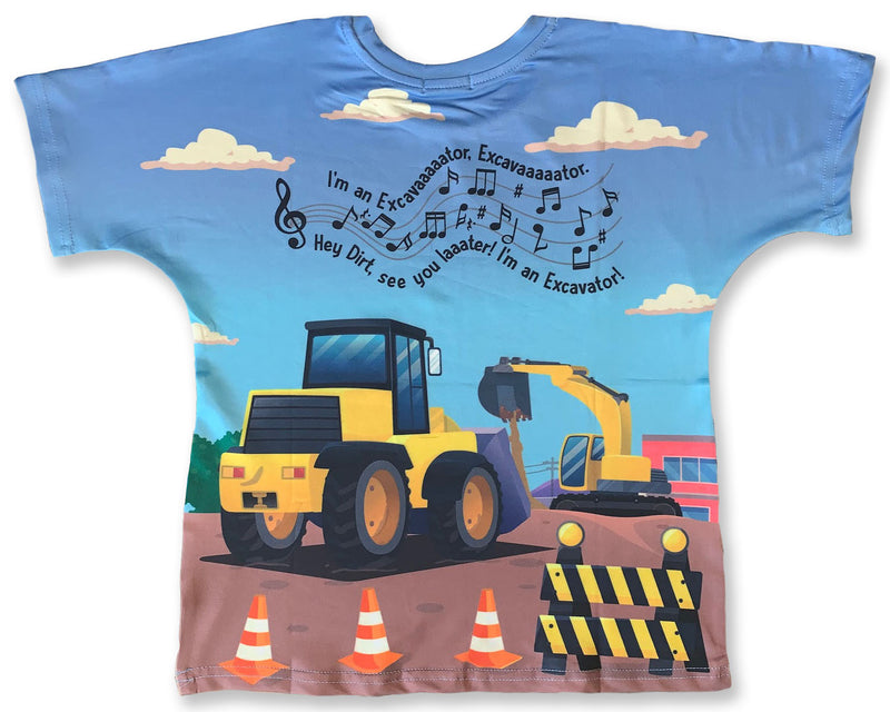 Blippi Construction T-Shirt