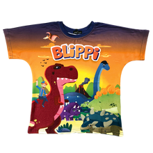 Load image into Gallery viewer, Blippi Dinosaur T-Shirt