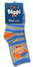 Load image into Gallery viewer, Blippi 3-Pack Sock Set