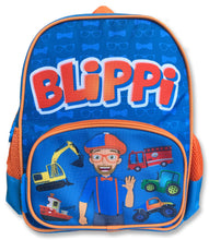 Load image into Gallery viewer, Blippi Backpack