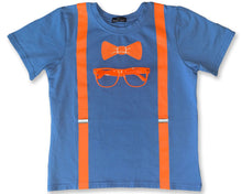 Load image into Gallery viewer, Adult Blippi Replica Shirt and Glasses