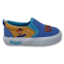 Load image into Gallery viewer, Blippi Toddler Slip-On Sneakers