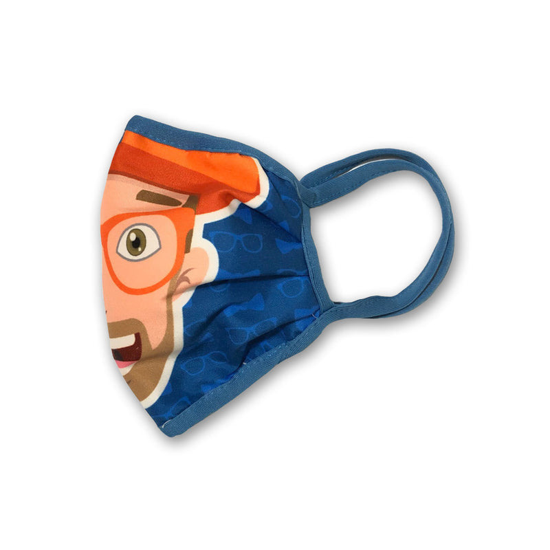 Blippi Face Mask