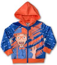 Load image into Gallery viewer, Blippi Zippi Sweatshirt