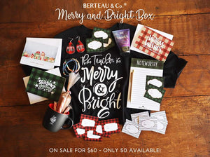 Day One: Merry and Bright Box