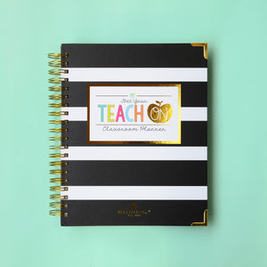 BERTEAU & Co Faculty Planner Giveaway!