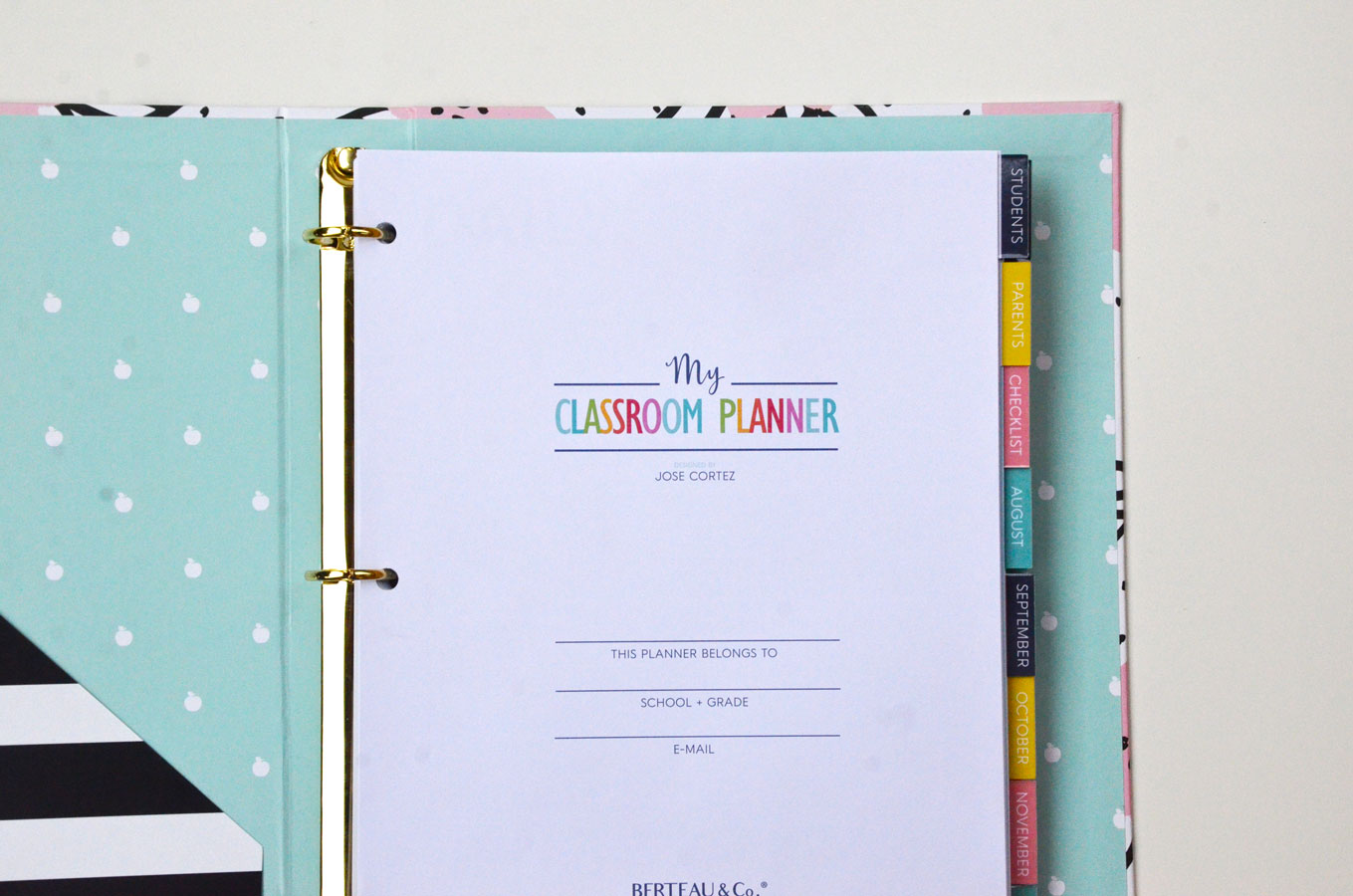 picture about Planner Binders named Planner Binders