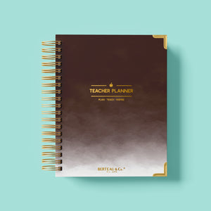 2020 - 2021 Cold Brew Undated Teacher Planner