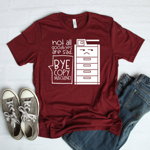 Copy Machine T-Shirt