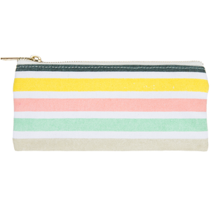 Pencil Pouch - BERTEAU Stripe