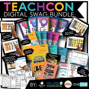 TEACHCON Digital SWAG Bundle
