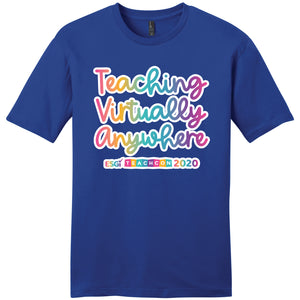 Teaching Virtually Anywhere - ESGI TEACHCON 2020 Shirt