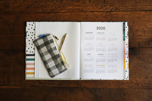 2020 GO Planner - Unicorn Blink